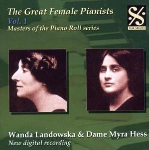 Great Female Pianists Vol.1