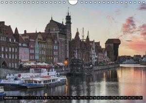 Ein Wochenende in Danzig (Wandkalender 2016 DIN A4 quer)