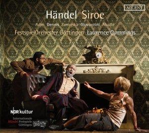 Siroe Re di Persia HWV 24 (Live-Aufnahme)