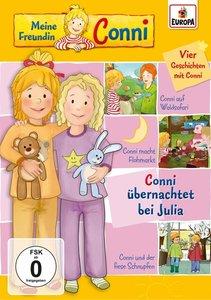 12/Conni übernachtet bei Julia