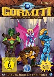 Gormiti-Staffel 1.1: Die Ges