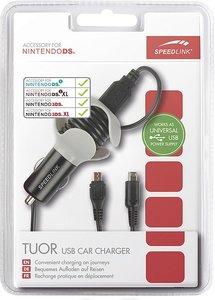 Speedlink TUOR USB Car Charger - Auto-Ladegerät für Nintendo DS,