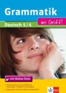 Grammatik im Griff! Deutsch 5/6