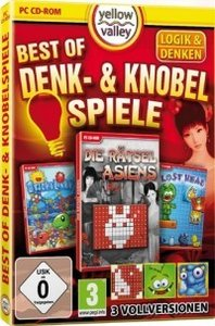Yellow Valley: Best of Denk & Knobelspiele (Logik & Denken)
