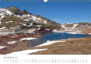 Traumlandschaften Spaniens - Pyrenäen 2017 (Wandkalender 2017 DI