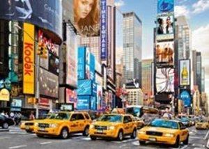 Ravensburger 19306 - Buntes Treiben am Times Square, 1000 Teile