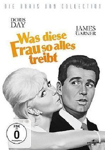 Was diese Frau so alles treibt - Doris Day Collection