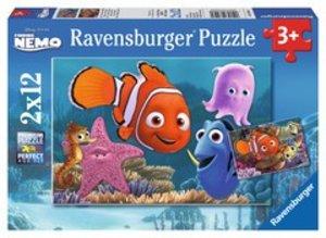 Ravensburger 075560 - Nemo, kleiner Ausreißer, Puzzle