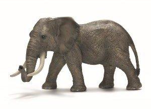 Schleich 14656 - Wild Life: Afrikanischer Elefantenbulle