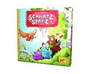 Zoch 601105049 - Schmatzspatz, Geschicklichkeitsspiel