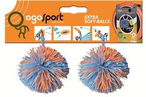 Schildkröt - OGO Sport: 2x Ersatzbälle, je 6,5 cm