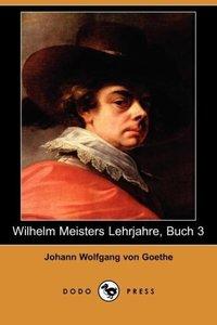 Wilhelm Meisters Lehrjahre, Buch 3 (Dodo Press)
