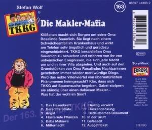 TKKG 163. Die Makler-Mafia
