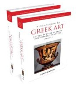 A Companion to Greek Art. 2 volume-set