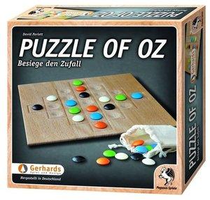 Pegasus Spiele 56015G - Puzzle of Oz (Holzspiel)