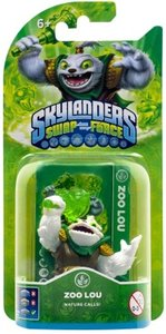 Skylanders Swap Force - ZOO LOU (Single Character)