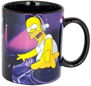 "The Simpsons - Tasse ""DJ Homey"""