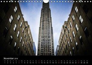 New York feeling (Wandkalender 2016 DIN A4 quer)