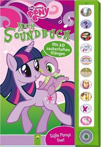 Mein Soundbuch - My Little Pony