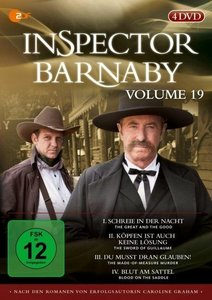 Inspector Barnaby Vol. 19