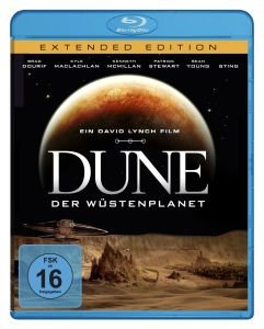 Dune-Der Wüstenplanet Extended Edition
