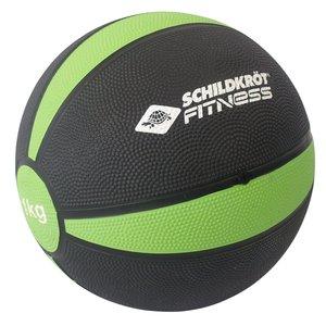 Schildkröt Fitness Medizinball 1 kg in Sichtbox
