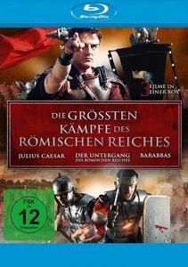 Die grössten Kämpfe des Römischen Reiches
