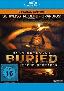 Buried-lebend begraben-Blu-ray Disc