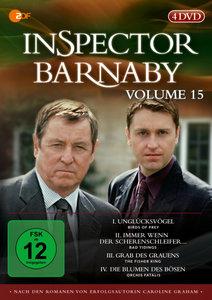 Inspector Barnaby, Vol. 15
