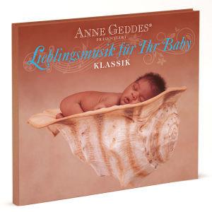 Klassik:Anne Geddes,Lieblingsmusik Für Ihr Baby