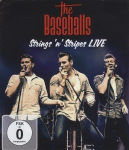 The Baseballs - Strings n Stripes LIVE