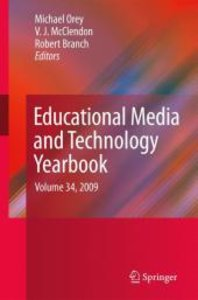 Educational Media and Technology Yearbook . Volume 34, 2009