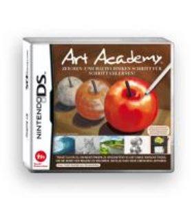Art Academy: Zeichen - und Maltechniken. Nintendo DS