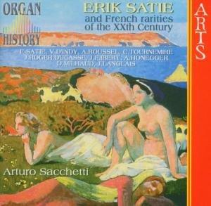 Organ History-French Rarities