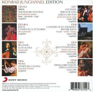 Konrad Junghänel Edition