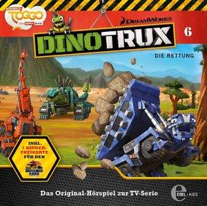 (6)Das Original-Hörspiel z.TV-Serie-Die Rettung