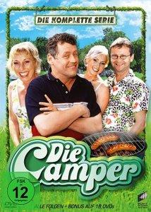 Die Camper - Die komplette Serie