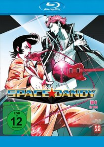Space Dandy - Blu-ray 6