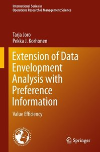 Data Envelopment Analysis Models with Preference Information Ext