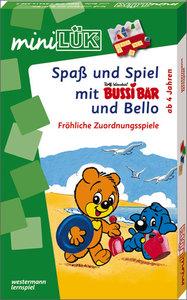 LÜK mini. Bilder mini Lük Set. Spaß und Spiel mit Bussi und Bell