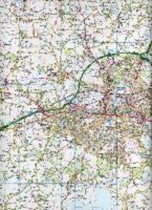 Colchester, Halstead & Maldon 1 : 50 000