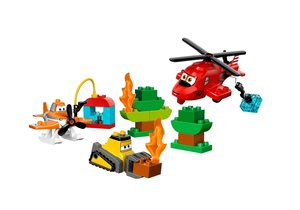 LEGO® Duplo Planes 10538 - Brandbekämpfung