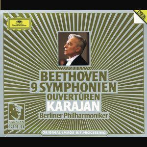 Sämtliche Sinfonien 1-9 (GA) 1982-84/Ouvertüren