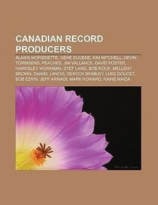 Canadian record producers