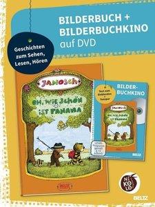 Bilderbuch + Bilderbuchkino auf DVD: »Oh, wie schön ist Panama«
