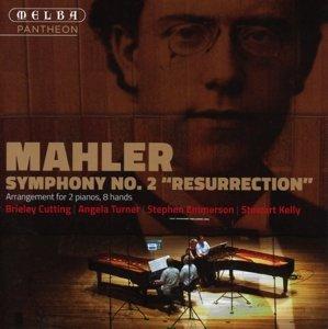 """Sinfonie 2 """"Auferstehung"""" arr.für 2 Klaviere"""