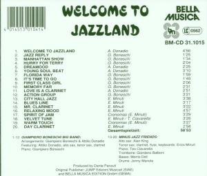 Welcome To Jazzland