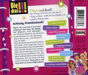 Die drei !!! 28: Achtung, Promihochzeit! (Ausrufezeichen)