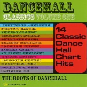 Dancehall Classics Volume One