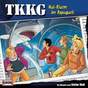 TKKG 178. Hai-Alarm im Aquapark